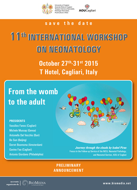 11th International Workshop on Neonatology