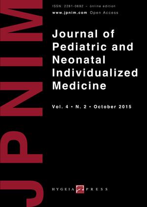 JPNIM Vol. 4 N. 2 - Cover